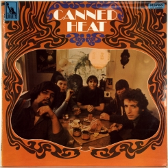 13. CANNED HEAT-CANNED HEAT-1967-ПЕРВЫЙ ПРЕСС (STEREO) UK-LIBERTY-NMINT/NMINT