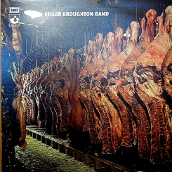 35. EDGAR BROUGHTON BAND-EDGAR BROUGHTON BAND-1971-ПЕРВЫЙ ПРЕСС UK-HARVEST-NMINT/NMINT