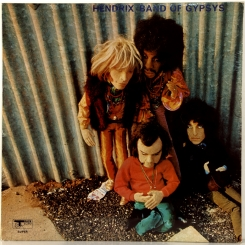 15. JIMI HENDRIX- BAND OF GIPSIES-1970- ПЕРВЫЙ  ПРЕСС- UK-TRACK-NMINT/NMINT