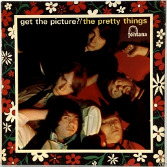 13. PRETTY THINGS-GET THE PICTURE-1965-ПЕРВЫЙ ПРЕСС (МОНО)-UK-FONTANA-NMINT/NMINT
