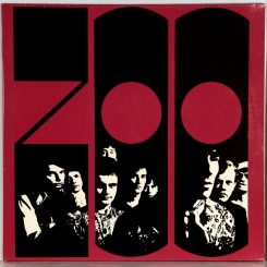 38. ZOO-ZOO-1971-FIRST PRESS GERMANY-BACILLUS-NMINT/NMINT