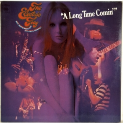 8. ELECTRIC FLAG-A LONG TIME COMIN'-1968-ПЕРВЫЙ ПРЕСС UK-CBS-NMINT/NMINT