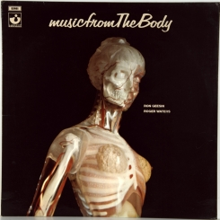 57. GEESIN, RON  & WATERS, ROGER -MUSIC FROM THE BODY-1970-ПЕРВЫЙ ПРЕСС UK-HARVEST-NMINT/NMINT