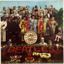 5. BEATLES-SGT. PEPPER'S LONELY HEARTS CLUB BAND-1967-ПЕРВЫЙ ПРЕСС(СТЕРЕО) HOLLAND-PARLOPHONE-NMINT/NMINT