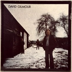46. GILMOUR, DAVID-SAME-1978-FIRST PRESS (PROMO) USA-COLUMBIA-NMINT/NMINT