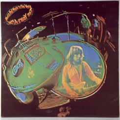 22. TEN YEARS AFTER-ROCK'N'ROLL MUSIC TO THE WORLD-1972-ПЕРВЫЙ ПРЕСС UK-CHRYSALIS-NMINT/NMINT