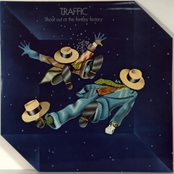 16. TRAFFIC-SHOOT OUT AT THE FANTASY FACTORY-1973-ПЕРВЫЙ ПРЕСС UK-ISLAND-NMINT/NMINT