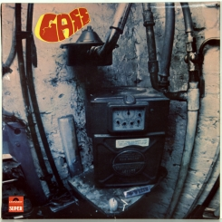 17. GASS-JUJU-1970-ПЕРВЫЙ ПРЕСС UK-POLYDOR-NMINT/ARCHIVE