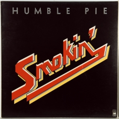 16. HUMBLE PIE-SMOKIN'-1972-ПЕРВЫЙ ПРЕСС UK-A&M-NMINT/NMINT