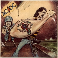 68. AC/DC-DIRTY DEEDS DONE DIRT CHEAP-1976--ОРИГИНАЛЬНЫЙ ПРЕСС 1977 AUSTRALIA-ALBERT PRODUCTIONS-NMINT/NMINT