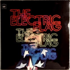 19. ELECTRIC FLAG ‎– AN AMERICAN MUSIC BAND-1969-ПЕРВЫЙ ПРЕСС (MONO) UK-CBS-NMINT/NMINT