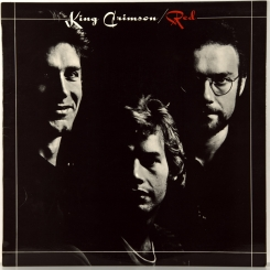43. KING CRIMSON-RED-1974-FIRST PRESS UK-ISLAND-NMINT/NMINT