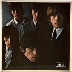 32. ROLLING STONES-ROLLING STONES NO.2 (MONO)-1965-FIRST PRESS UK-DECCA-NMINT/NMINT