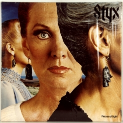 STYX-PIECES OF EIGHT-1978-ПЕРВЫЙ ПРЕСС USA-A&M-NMINT/NMINT