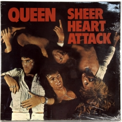 130. QUEEN-SHEER HEART ATTACK-1974-ПЕРВЫЙ ПРЕСС UK-EMI-NMINT/NMINT