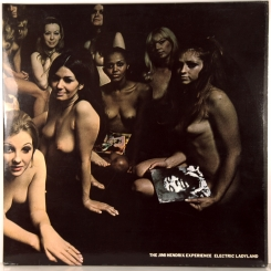 6. JIMI HENDRIX EXPERIENCE-ELECTRIC LADYLAND-1968 SECOND PRESS UK-POLYDOR 1973 UK-NMINT/NMINT