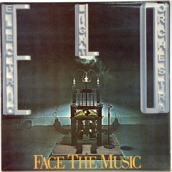 58. ELECTRIC LIGHT ORCHESTRA-FACE THE MUSIC-1975-ПЕРВЫЙ ПРЕСС UK-JET-NMINT/NMINT