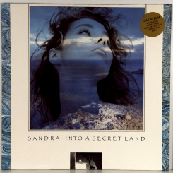 75. SANDRA-INTO A SECRET LAND-1988-ПЕРВЫЙ ПРЕСС GERMANY-VIRGIN-NMINT/NMINT