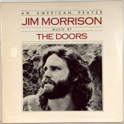 5. DOORS-AN AMERICAN PRAYER JIM MORRISON-1978-ПЕРВЫЙ ПРЕСС USA-ELEKTRA-NMINT/NMINT