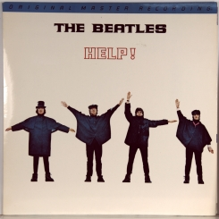 31. BEATLES-HELP-1965-ПЕРЕИЗДАНИЕ 1985 USA-MOBILE FIDELITY SOUND LAB ‎-NMINT/NMINT
