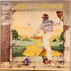 52. JOHN, ELTON-GOODBYE YELLOW BRICK ROAD-1973-ПЕРВЫЙ ПРЕСС UK-DJM-NMINT/NMINT