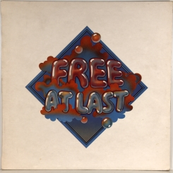 35. FREE-AT LAST-1972-FIRST PRESS UK-ISLAND-NMINT/NMINT