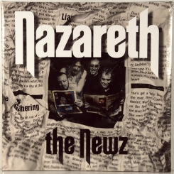 56. NAZARETH-NEWS-2009-ПЕРВЫЙ ПРЕСС UK/EU-GERMANY-EAR MUSIC-NMINT/NMINT