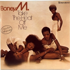 137. BONEY M-TAKE THE HEAT OFF ME-1976-ОРИГИНАЛЬНЫЙ ПРЕСС 1977 GERMANY-HANSA-NMINT/NMINT