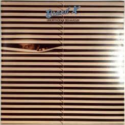 46. BRAND X-UNORTHODOX BEHAVIOUR-1976-ПЕРВЫЙ ПРЕСС UK-CHARISMA-NMINT/NMINT