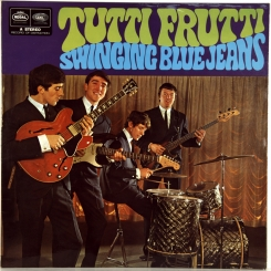 12. SWINGING BLUE JEANS-TUTTI FRUTTI-1964-ПЕРВЫЙ ПРЕСС UK-REGAL-NMINT/NMINT