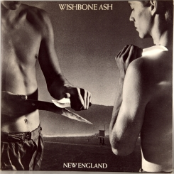 57. WISHBONE ASH-NEW ENGLAND-1976-ПЕРВЫЙ ПРЕСС UK-MCA-NMINT/NMINT