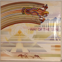 44. JADE WARRIOR-WAY OF THE SUN-1978-ПЕРВЫЙ ПРЕСС UK-ISLAND-NMINT/NMINT