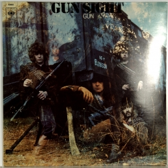44. GUN-GUN SIGHT-1969-ПЕРВЫЙ ПРЕСС UK-CBS-NMINT/NMINT