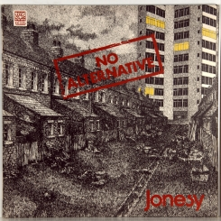 46. JONESY-NO ALTERNATIVE-1972-ПЕРВЫЙ ПРЕСС UK-DAWN-NMINT/NMINT