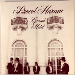 39. PROCOL HARUM-GRAND HOTEL-1973-ПЕРВЫЙ ПРЕСС UK-CHRYSALIS-NMINT/NMINT