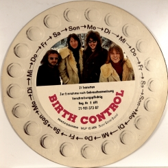 57. BIRTH CONTROL-BIRTH CONTROL-1970-FIRST GERMANY-METRONOME-NMINT/NMINT