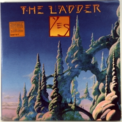 50. YES-LADDER (2 LP'S)-1999-FIRST PRESS UK/EU-EAGLE-NMINT/NMINT