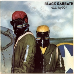 95. BLACK SABBATH-NEVER SAY DIE-1978-ПЕРВЫЙ ПРЕСС UK-VERTIGO-NMINT/NMINT