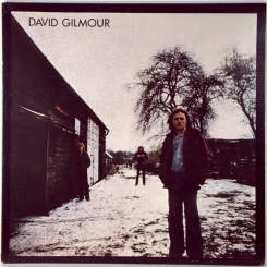 40. GILMOUR, DAVID-SAME-1978-первый пресс uk-harvest-nmint/nmint