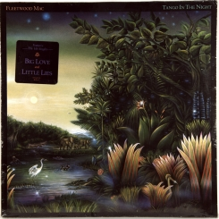 27. FLEETWOOD MAC-TANGO IN THE NIGHT-1987-ПЕРВЫЙ ПРЕСС UK/EU-GERMANY-WARNER BROS-NMINT/NMINT