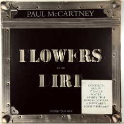 48. MCCARTNEY, PAUL-FLOWERS IN THE DIRT-1989-LIMITEDПЕРВЫЙ ПРЕСС UK-PARLOPHONE-NMINT/NMINT