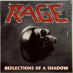 105. RAGE - REFLECTIONS OF A SHADOW-1990-ПЕРВЫЙ ПРЕСС GERMANY-NOISE-NMINT/NMINT
