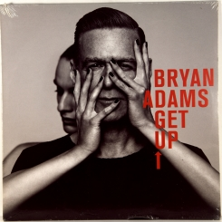 118. ADAMS, BRYAN-GET UP-2015-FIRST PRESS UK/EU-POLYDOR-NMINT/NMINT