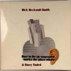 19. DICK HECKSTALL-SMITH-1972-A STORY ENDED-ПЕРВЫЙ ПРЕСС UK-BRONZE-NMINT/NMINT