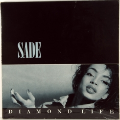 128. SADE-DIAMOND LIFE-1984-FIRST PRESS UK-EPIC-NMINT/NMINT
