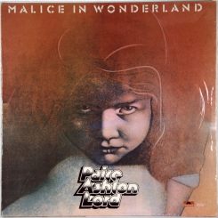110. PAICE,ASHTON,LORD-MALICE IN WONDERLAND-1977-Первый пресс UK- POLYDOR OYSTER- NMINT/NMINT