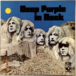 55. DEEP PURPLE-IN ROCK-1970-ПЕРВЫЙ ПРЕСС UK-HARVEST-NMINT/NMINT