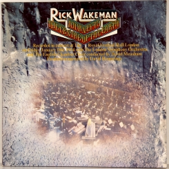 42. WAKEMAN, RICK-JOURNEY TO THE CENTRE OF THE EARTH-1974-ПЕРВЫЙ ПРЕСС UK-A&M-NMINT/NMINT