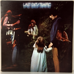 23. TRAFFIC-LAST EXIT-1969-FIRST PRESS UK-ISLAND-NMINT/NMINT