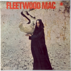 36. FLEETWOOD MAC-PIOUS BIRD OF GOOD OMEN-1969-первый пресс uk-blue horizon-nmint/nmint